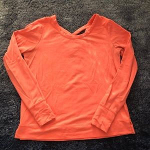 Old Navy Active criss-cross detail sweatshirt